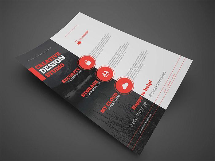 FREE Multipurpose Corporate Flyer