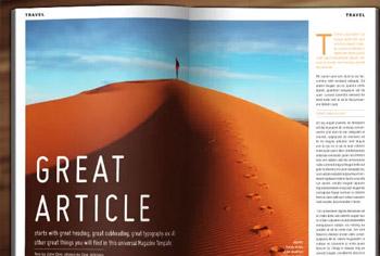 Universal InDesign Magazine