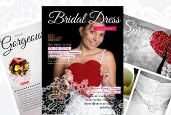 Wedding Dress Catalogue