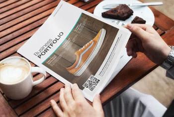 Shoes Retail Catalog Template