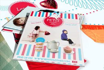Petit clothing catalogue