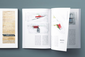 Minimal Architecture Portfolio Template